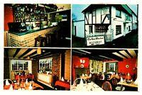 Postcard -  THE BOW WINDOW RESTAURANT, CANTERBURY        ( Ref Z14)
