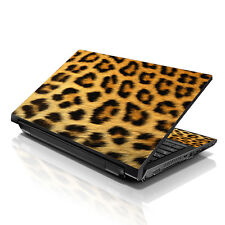 "17.3"" 18"" 19"" Laptop Notebook Skin Sticker Protective Leopard Print L-H15130"