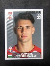 2019-20 PANINI FUSBALL AUSTRIA DOMINIK SZBOSZLAI ROOKIE STICKER SUPER PHENOM