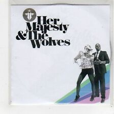 (FU772) Her Majesty & The Wolves, Stars In Your Eyes - 2011 DJ CD