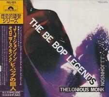 J.J. JOHNSON / THELONIOUS MONK - THE BE BOP LEGENDS. JAPAN.REMASTER