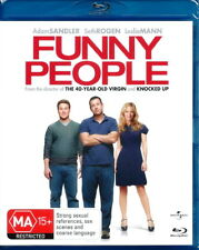 Funny People - Comedy / Adventure - Adam Sandler / Eric Bana - NEW Blu-Ray