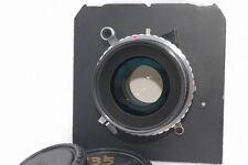 Nikon Nikkor W 135mm f/5.6 f 5.6 Lens w/Copal Board *722120