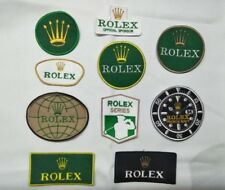 ECUSSON PATCH ROLEX