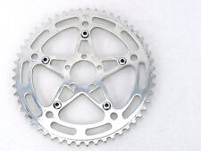 """Stronglight Chainring early pattern 52t  49D 122 BCD 3/32"""" Vintage Road Bike NOS"""