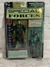 SPECIAL FORCES By Resaurus Mission #1 GREEN BERET URBAN SNIPER New On Card