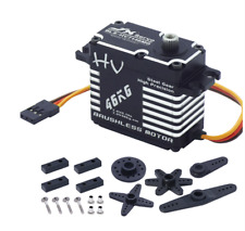 JX BLS-HV7146MG 46kg Brushless Steel Gear Full CNC Digital Servo