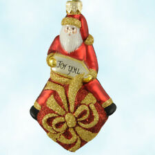 Patricia Breen For You Henry Santa Ornament Anniversary Valentines Gift 2000
