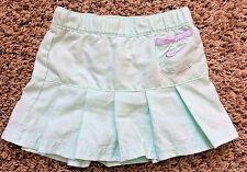 EUC Nike Baby Girl Tennis Skirt Mint Green 9 Month