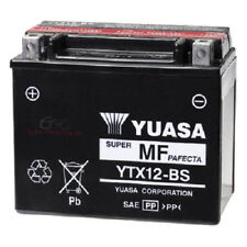 BATTERIA YUASA YTX12-BS 12 V 10 AH MALAGUTI MADISON 3 PASSWORD 250