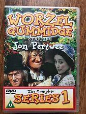 WORZEL GUMMIDGE - Completo Temporada 1 ~ Clásica Culto Infantil Show RARO GB DVD