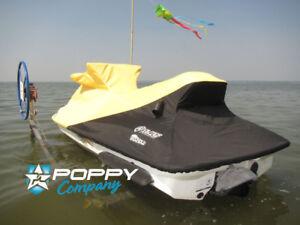 1997-2004 XP, XP DI XP Limited  Seadoo Cover PWC Boat Yellow/Black New