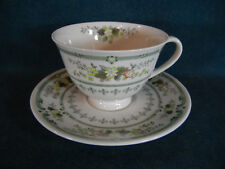 Royal Doulton Provencal TC1034 Cup and Saucer Set(s) - 2 Versions