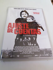 "DVD ""AJUSTE DE CUENTAS"" COMO NUEVO ARIEL ZEITOUN CLEMENCE POESY LUC BESSON"