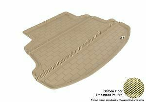 3D MAXpider for 2014-2019 Toyota Corolla Kagu Cargo Liner - Tan - aceM1TY1371302