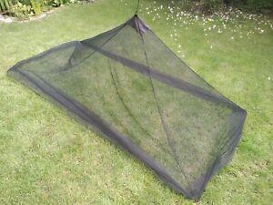 Sea to Summit Mosquito Pyramid Net Single, Zelten Insektenschutz Mückennetz