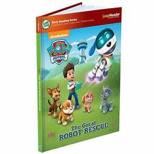 LeapFrog LeapReader Book: Paw Patrol (Works With Tag) 4-8 years