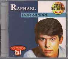 balada 90s 80s RAPHAEL por siempre 2CDS ave maria MAMA somos LLORONA amo ELLA