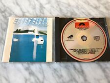 The Moody Blues Sur La Mer CD 1988 WEST GERMANY Insert, Silver Disc Made In USA