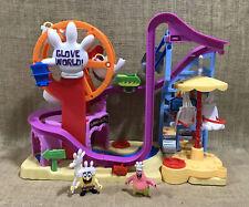 Imaginext Spongebob Glove World Playset Patrick Spongebob