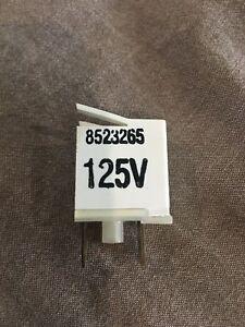 Whirlpool 8523265 Range Indicator Light 125v
