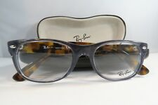 Ray-Ban Gray Glasses New with case RB 5184 5629 52mm