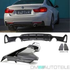 BMW F32 F33 F36 CARBON PERFORMANCE Heckdiffusor Diffusor hinten 435 nur M-Paket