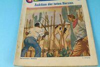 Frank Kenney - Roman v. 1950 - 2. Jhg. - Auktion der toten Herzen -  Nr. 28 /S41