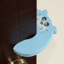 Baby Child Kids Animal Door Stopper Jammer Safety Finger Protector Guard Hot  1X