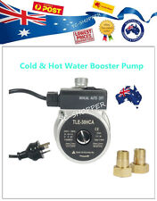 Cold & Hot Water Pressure Booster Pump Suit Gravity Feed Hot Water System