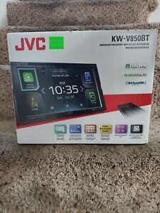 JVC KW-V850BT 7'' hd bluetooth touch screen car stereo radio