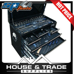 SP Tools Tool Kit 201 Piece METRIC/SAE Custom Series SP50099
