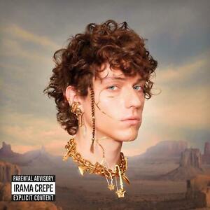 IRAMA - CREPE - CD NUOVO SIGILLATO  2020