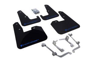08-14 Subaru STI & 11-14 WRX Hatch UR Flap Blue Logo