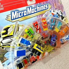 MICROMACHINES: ULTRA RALLYE RACING, HASBRO 2001! INCL 15 PCS! BRAND NEW, MINT!