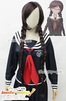 Japan anime cosplay Danganronpa V3 Kaede Akamatsu wavy blonde wig【JPLH117】
