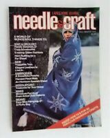 Vintage Ladies' Home Journal Needle & Craft Magazine Fall/Winter 1976