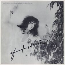 PATTI SMITH Wave VINYL Insert, Frederick Dancing Barefoot Group Autograph SIGNED