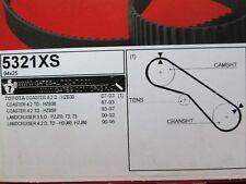Toyota Land Cruiser 80 3.5 4.2 D TD 1990-puertas Dentada Timing Belt 5321XS