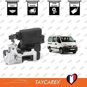 Central serrure de porte moteur actionneur avant gauche Renault Master 2003-2010