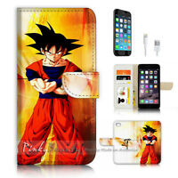 ( For iPhone 7 Plus ) Wallet Case Cover P3622 Dragon Ball