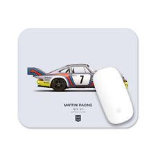 1973 Martini Racing Porsche (Zeltweg 1000 km) illustration Mouse Pad