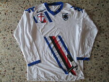 M11 Taille XL Maillot Sampdoria FC Football Club Jersey Chemise