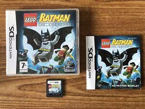 LEGO Batman The Video Game (Nintendo DS) PAL