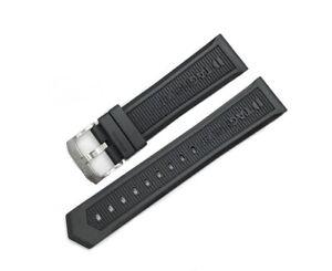 OEM TAG HEUER FORMULA 1 22MM Rubber Band BT0717 Watch Strap Original WAH1010