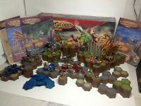 Heroscape Master Set Rise of the Valkyrie, 1st  Edition with 10 Red & Blue Die
