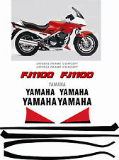 Yamaha FJ1100 FJ 1100 1994 full replacement Decals Stickers Graphics
