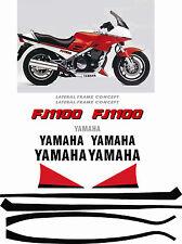 Yamaha FJ1100 FJ 1100 1994 completo ricambio Decalcomanie Adesivi Grafici