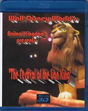 Festival of the Lion King in 3D Walt Disney World's Animal Kingdom