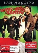 Bam Margera Presents: Where the #$*% Is Santa? (DVD, 2008)